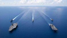 Sẽ sớm có trận chiến nảy lửa trên Biển Đông giữa Mỹ và Trung Quốc?