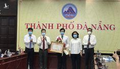 Phòng chống dịch Covid-19 xuất sắc, Thủ tướng tặng bằng khen CDC Đà Nẵng