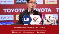 Thông tin chính thức việc phó Giám đốc điều hành Thai League làm CEO V-League