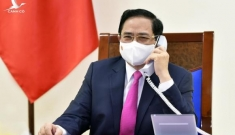 Nhật hứa hỗ trợ Việt Nam 'bảo đảm vắc xin ngừa COVID-19 cần thiết'