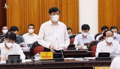 Bộ trưởng Y tế: Những người nguy cơ cao có thể tự xét nghiệm Covid-19
