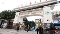 Bệnh viện Bạch Mai cách ly 19 nhân viên y tế do tiếp xúc với ca nhiễm Covid-19