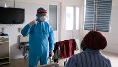Sức khỏe một bệnh nhân Covid-19 được tiên lượng xấu