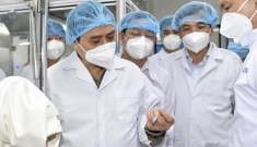 Sản xuất bằng được vắc xin Covid-19 'made in Việt Nam' nhanh nhất