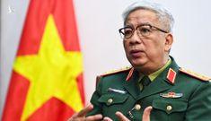 Biển Đông 1/6: Tướng Vịnh khẳng định Việt Nam không có ý định nhượng bộ Trung Quốc về chủ quyền