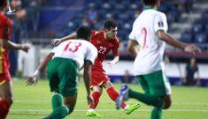 Tuyển Việt Nam nhấn chìm Indonesia 4-0