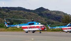 Tăng cường chuyến bay trực thăng phục vụ hàng cấp thiết cho người dân Côn Đảo