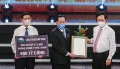 Ông chủ sân golf Long Thành: 'Tôi vui hơn khi đóng góp 500 tỷ'
