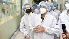 Thủ tướng: 'Tinh thần là chống dịch để sản xuất và sản xuất để chống dịch'