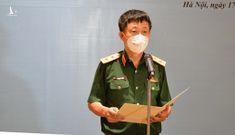 Bộ Quốc phòng Việt Nam hỗ trợ Bộ Quốc phòng Lào vật tư y tế phòng, chống dịch Covid-19