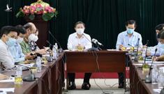 Phó chủ tịch UBND TP.HCM họp với quận Gò Vấp, tháo gỡ khó khăn lưu thông