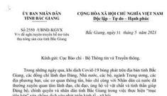 """Khi Bắc Giang nói không với từ """"giải cứu"""" vải thiều"""
