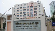 Bộ Giáo dục Đào tạo xếp cuối bảng về chỉ số cải cách hành chính
