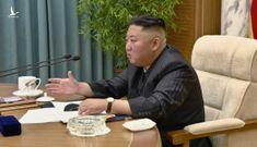 Ông Kim Jong Un gầy đi đột ngột