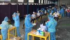Xét nghiệm tầm soát diện rộng cho công nhân PouYuen