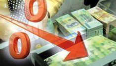 Đề xuất sốc: Hạ dần lãi suất tiền gửi VND về 0%