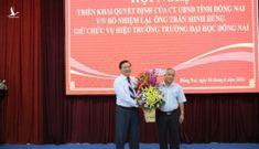 Hiệu trưởng ĐH Đồng Nai bị cách chức vì thu ngoài sổ sách 63 tỷ đồng