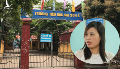 """NÓNG: Đang công bố kết luận thanh tra vụ cô giáo tố bị """"trù dập"""" ở Quốc Oai – Hà Nội"""