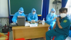 TP Hồ Chí Minh thông báo khẩn tìm người tiêm vaccine Quận 8