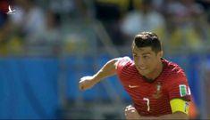 Clip: Cristiano Ronaldo chạy 100m 'như tên lửa' trong 15 giây, phá lưới ĐT Đức
