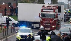 Một người Việt bị bắt ở Anh trong vụ 39 người Việt chết trong container