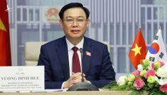 """Chủ tịch Quốc hội: """"Vai trò của HLV Park Hang-seo rất đặc biệt"""""""