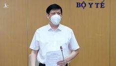 Có thật Bộ trưởng Y tế nói sai về biến chủng Covid-19 tại Việt Nam?