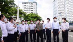 Thủ tướng kiểm tra tại TP.HCM: Không để khu cách ly thành nơi nguy cơ lây nhiễm