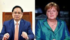 Thủ tướng Đức khẳng định hợp tác với Việt Nam về vấn đề vaccine Covid-19