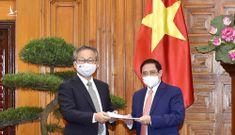 Việt Nam tiếp nhận 1 triệu liều vaccine phòng chống Covid-19 từ Nhật