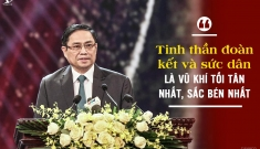 """Buồn vui chuyện """"Việt Nam chống dịch tốt"""""""