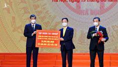 T&T Group của bầu Hiển ủng hộ 30 tỉ tiêm vắc xin Covid-19 của Hà Nội