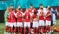 Tuyển Bỉ sẽ dừng thi đấu ở phút thứ 10 trận gặp Đan Mạch