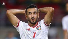 UAE sẽ bị loại nếu không có điểm trước tuyển Việt Nam