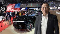 Ông Phạm Nhật Vượng: Xe điện VinFast sẽ không kém gì Tesla