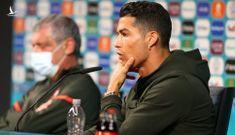 Vìsao UEFA nổi giận với sự cố của Ronaldo?