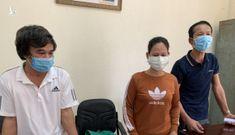 Khởi tố ba người dùng sà lan đưa người từ Campuchia về trái phép
