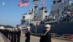 Ba thông điệp lớn của Mỹ thông qua hoạt động FONOP tại Biển Đông