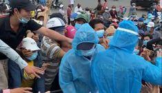 Khẩn: Đóng cửa chợ Bình Điền lúc 8 giờ sáng nay