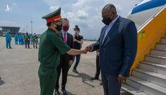 Bộ trưởng Austin cam kết hỗ trợ thiết bị chống dịch cho Việt Nam