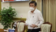 Chủ tịch TP.HCM nói về nhiệm vụ quan trọng trong 9 ngày kéo dài thực hiện Chỉ thị 16