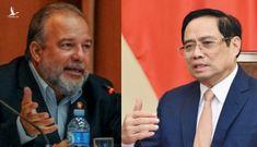 Cuba sẽ chuyển công nghệ vaccine Covid-19 cho Việt Nam
