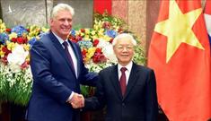 Cuba ưu tiên hợp tác chuyển giao công nghệ vaccine cho Việt Nam