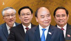 Cam kết của 4 lãnh đạo cấp cao vừa được Quốc hội bầu