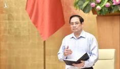 Thủ tướng Phạm Minh Chính nêu 6 mục tiêu quan trọng quyết tâm đẩy lùi dịch Covid-19