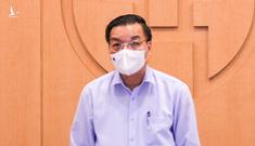 Ông Chu Ngọc Anh nêu kịch bản chuẩn bị tiêm vắc xin cho người dân Hà Nội