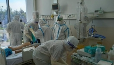 Bệnh viện hồi sức COVID-19 ở TP.HCM đã tiếp nhận 160 bệnh nhân nặng