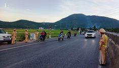 Chạy xe máy từ TP.HCM và Bình Dương về quê, phát hiện dương tính COVID-19