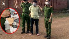 Bắt được hung thủ chém gần đứt lìa cánh tay thượng úy công an Bình Thuận