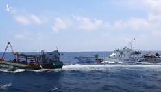 Hơn 12 giờ truy đuổi, bắt giữ tàu cá tấn công cảnh sát biển Việt Nam